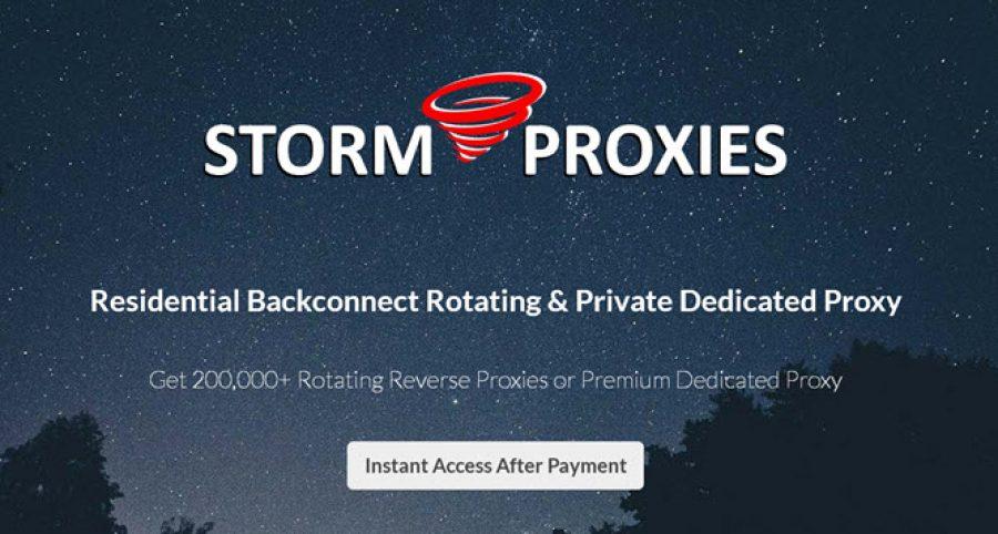 stormproxies